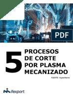 Procesos Mecanizados Plasma