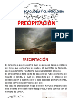 Precipitacin 2014 II