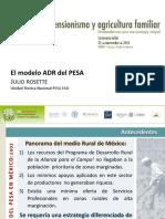 Mesa1.Ext&AF ModeloADR JulioRosette UTNPESAFAO