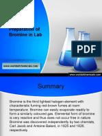 preparationofbromineinlab