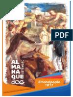 Almanaque Setembro - 200 anos de alagoas