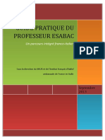 Guide Pratique Du Professeur Esabac