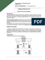 TP N°8 - Tracción estática