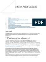 10 Things to Know About Covariate Adjustment.docx