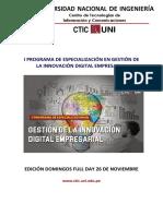 PE Gestion Innovacion Digital Empresarial