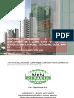 UiTM Residences Proposal