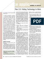 A6_Business Plan 2 Putting Technology to Work