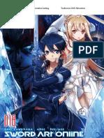 Sword Art Online 18 Alicization Lasting en Español (TSA)