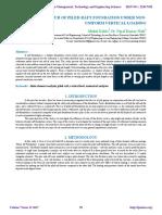 BEHAVIOUR OF PILED-RAFT FOUNDATION UNDER NONUNIFORM VERTICAL LOADING