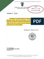 4. Ministerio de Relaciones Exteriores S-DM-16-109804