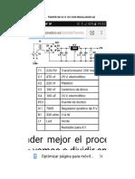 Data Arduino