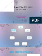 What Makes a Business Successful Diapo