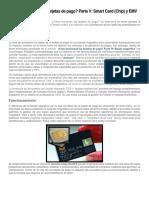 Cómo Funcionan Las Tarjetas de Pago Parte V_ Smart Card (Chip) y EMV