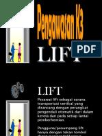 K3 Lift