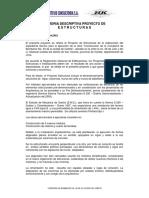 M. D. Estructuras