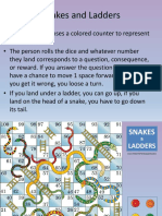 snakes and ladders edited
