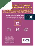 Discriminación Visual