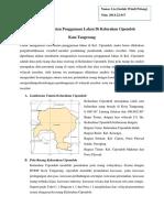 Analisis Kesesuaian Penggunaan Lahan Di Kelurahan Cipondoh1