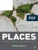 Places - Identity, Image and Reputation