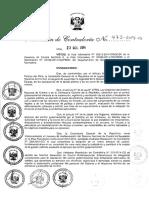 RC 473 Manual de Auditoria de Cumplimiento