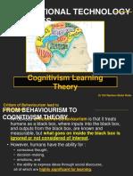 Lecture 3 Cognitivism