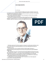 2015-11-01 Oaktree Founder Attacks Hedge Fund Fees - FT
