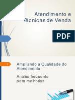 Slide CEF 2015 - Técnicas de Vendas - Amanda Lima - Aula 04.pdf