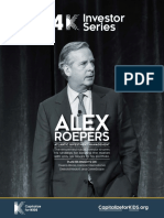 Alex Roepers - C4K Investor Series