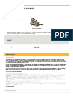 Core Inlet Guide Vane Actuator _ Parker NA