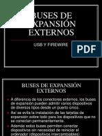 Buses de Expansión Externos