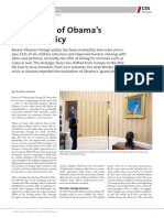 Obama's FP Legacy