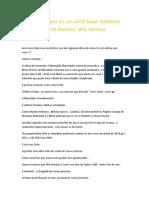 Dicas Pro Ano Novo- Livro - Thalys Eduardo Barbosa - Billy Ventura