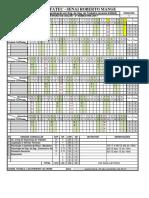 Cronograma Engenharia de Segurança Do Trabalho