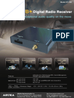 asuka_car-use DAB+ digital radio receiver
