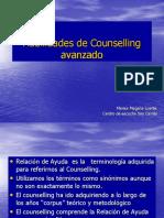 Habilidades de Counseling Avanzado
