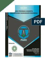 Buku Panduan anggota PARI RadInfo 2017