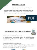 Grupo N° 05 - Debito Fiscal