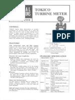 Turbinemeter Turbine