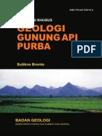 Buku Geologi Gunung API Purba