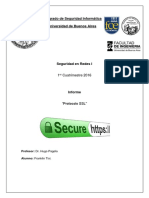 Informe SSL - Franklin Tixi
