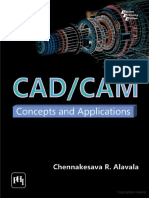CAD CAM Chennakesava