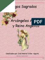 Arcángeles, Angeles y Reino Angelico