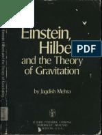 EinsteinHilbertTheTheoryOfGravitation - by Mehra