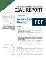 Women in Nonviolent Movements (Marie A. Principe, 2017)