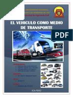 Vehiculo Como Medio de Transporte