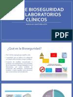 Guía de bioseguridad