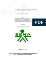 Plan Ambiental ap2 act 5