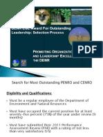 Le Process (Penro and Cenro)