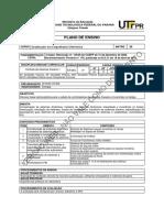 ET46C - Controle de Sistemas Lineares 1 - Grade 28 WEB