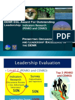 Indicators Research_PENRO and CENRO